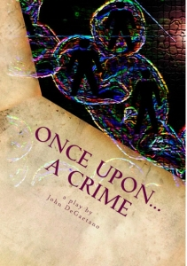 Once Upon a Crime book cover